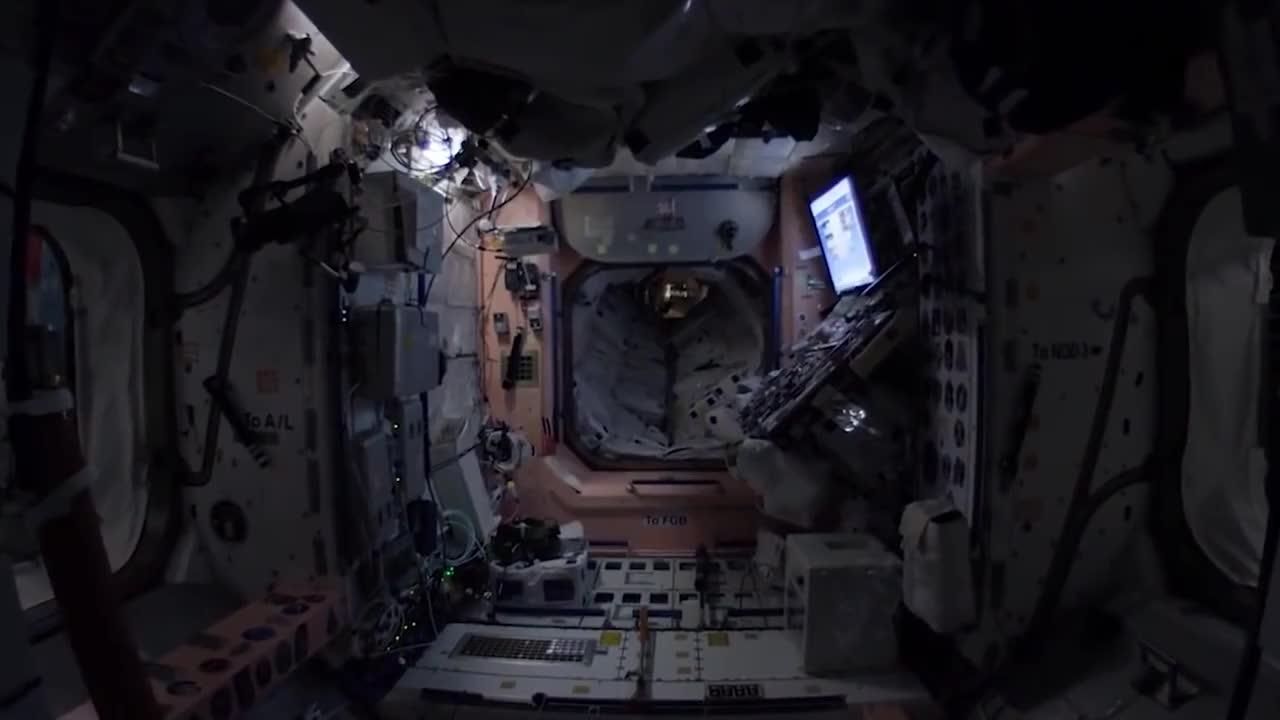 """神舟十三号发射在即,国际空间站传来坏消息:货仓开始""""长毛""""了"""