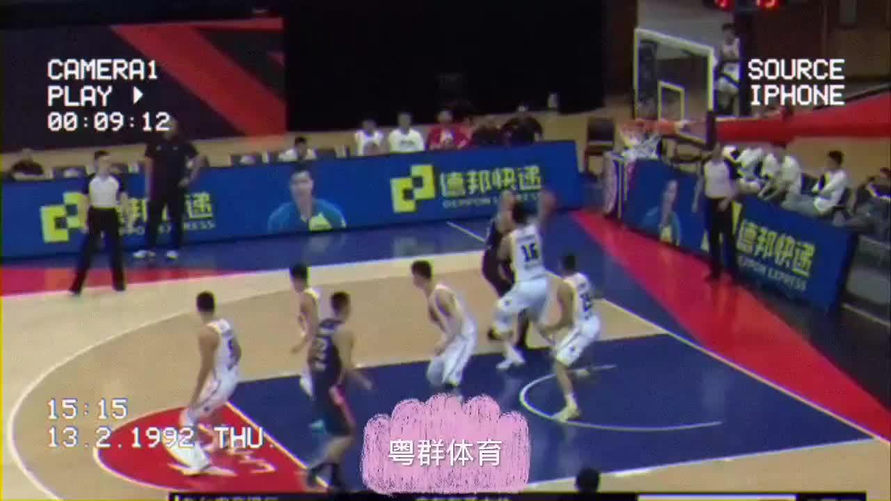 CBA广东宏远板凳席难当大任!没有杜锋的宏远不是广东队!