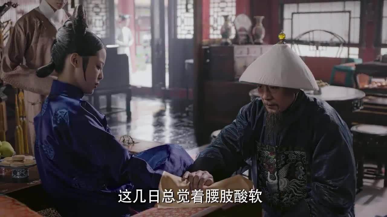"""如懿传:金玉妍一路铲除""""障碍"""",终于轮到她的儿子,一枝独秀!"""