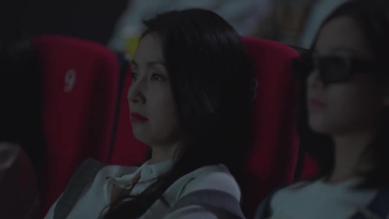 小欢喜:英子为让妈妈高兴,电影看两遍,不料却被妈妈拆穿了