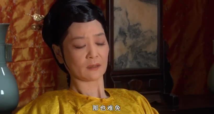 甄嬛小产后来陪太后说话,太后怒骂华妃如此狠毒!