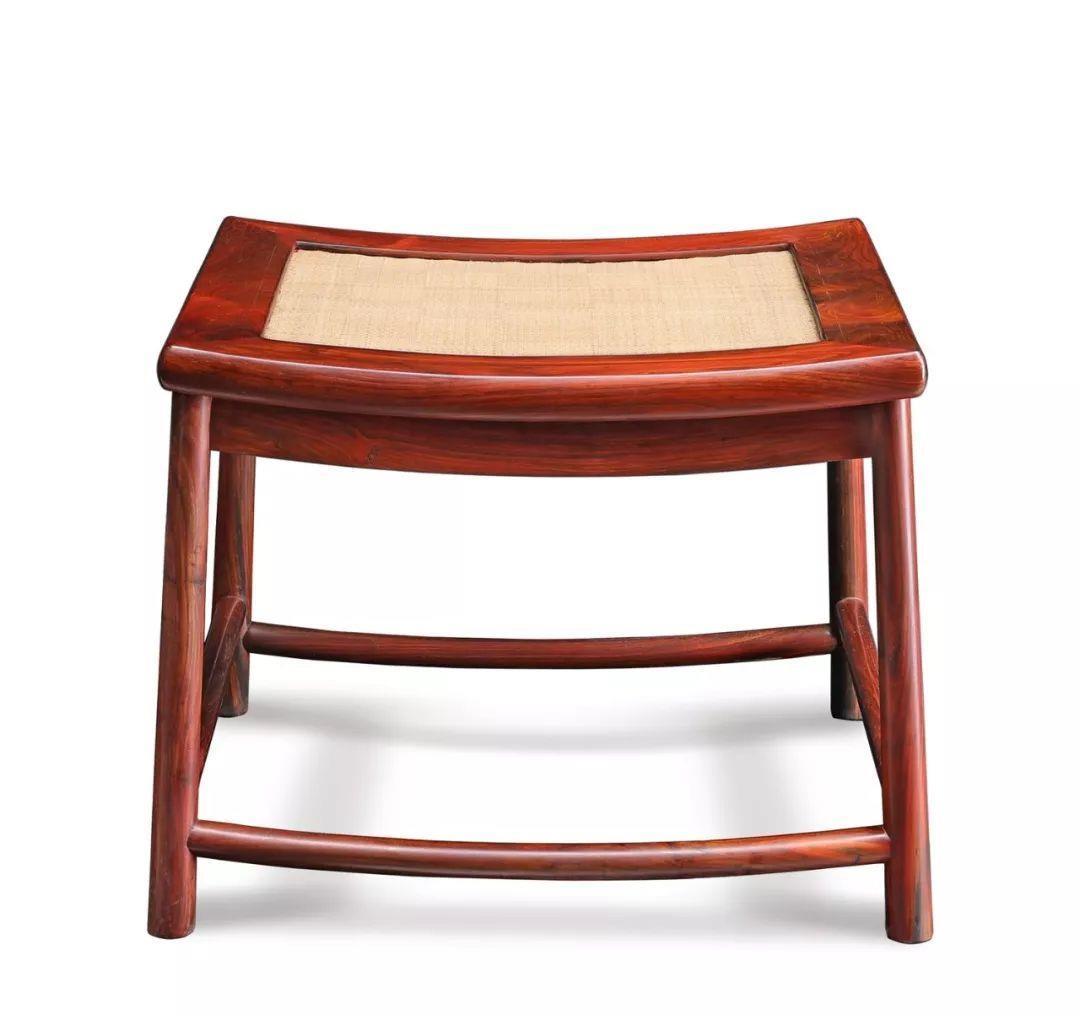 墩、禅凳、叉这三件古典家具 你们相互了