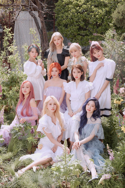 TWICE在韩国创下520万张累计专辑销量的超级纪录