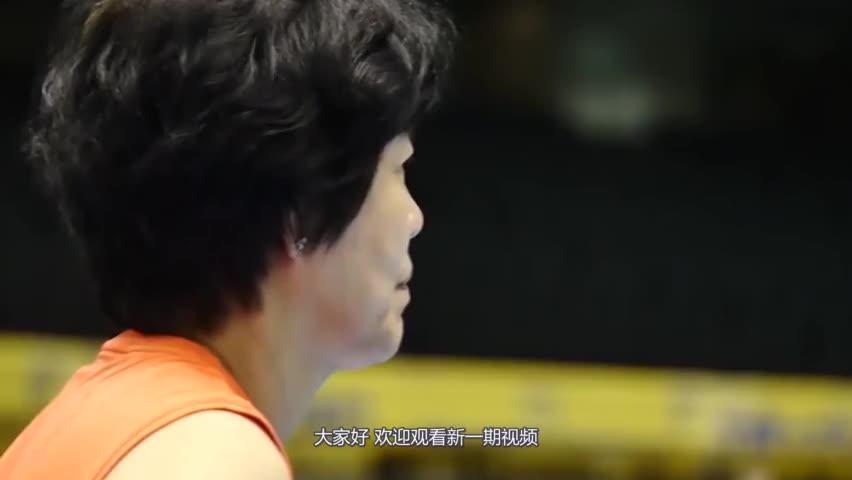 被感动了!郎平最感人一句话要带就带中国队,4点原因让国人点赞