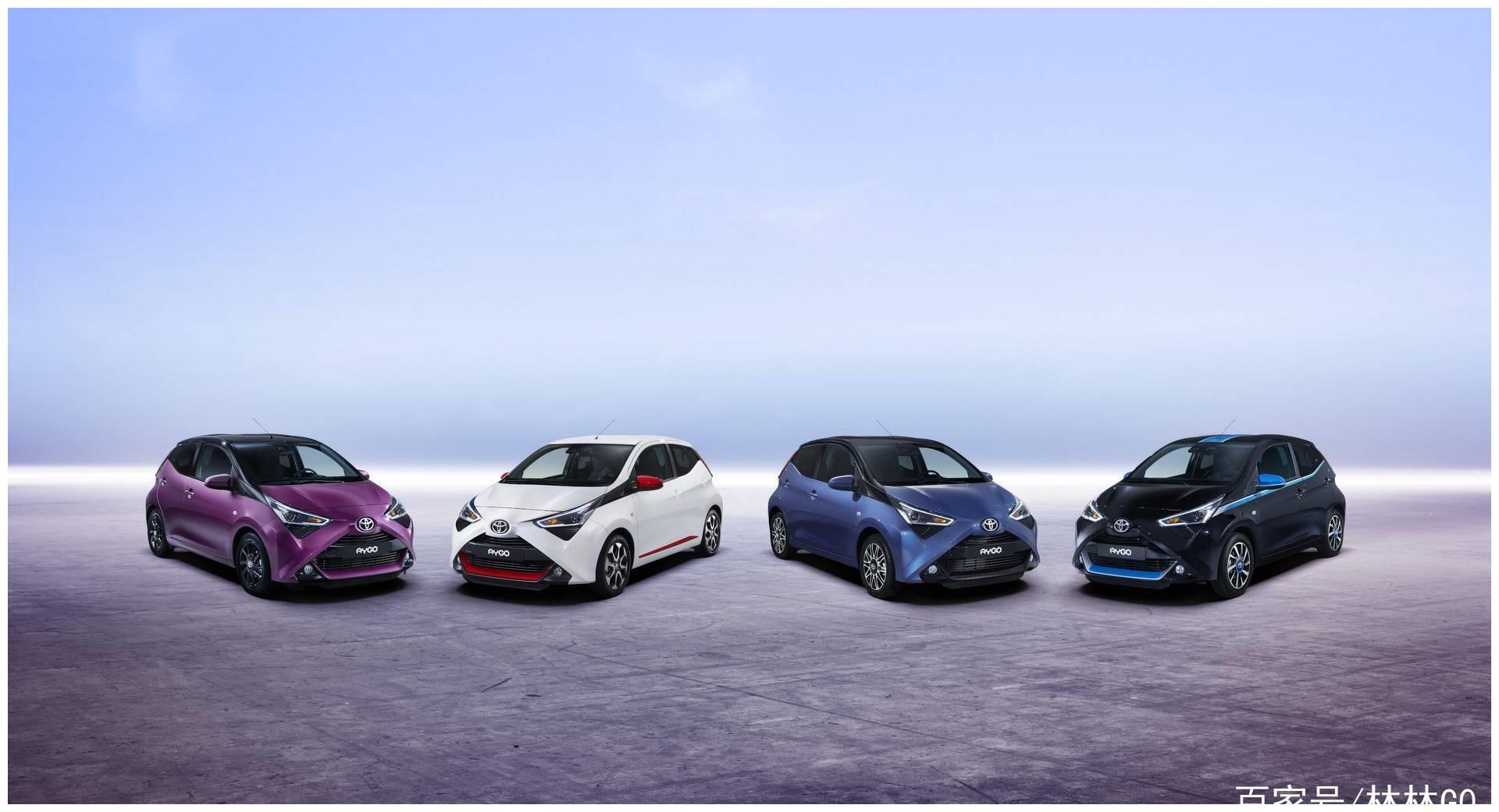 丰田Aygo西班牙市场开售 起售价格为14,750欧元