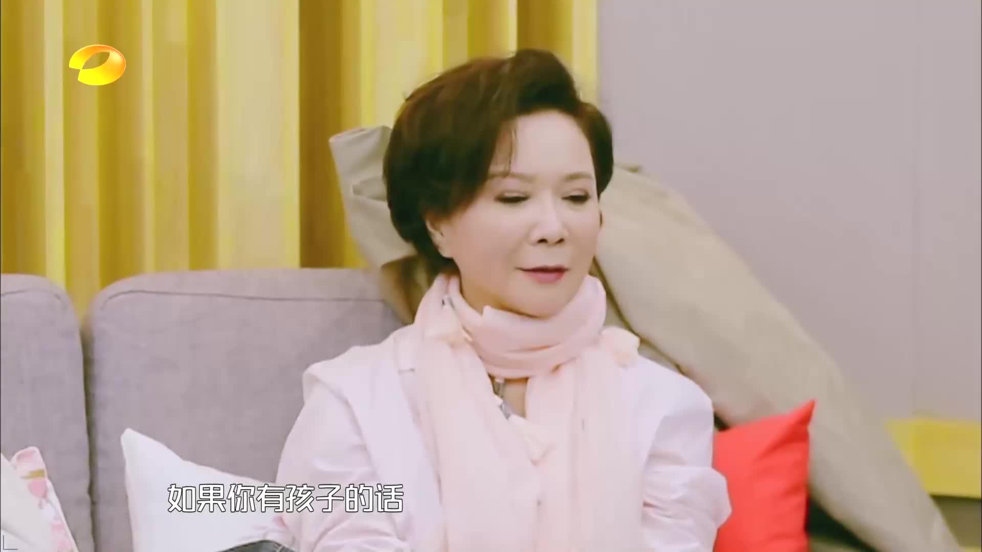 蔡老师催大张伟生孩子,蔡明:到80岁还是个叨叨老头丨我们的师父