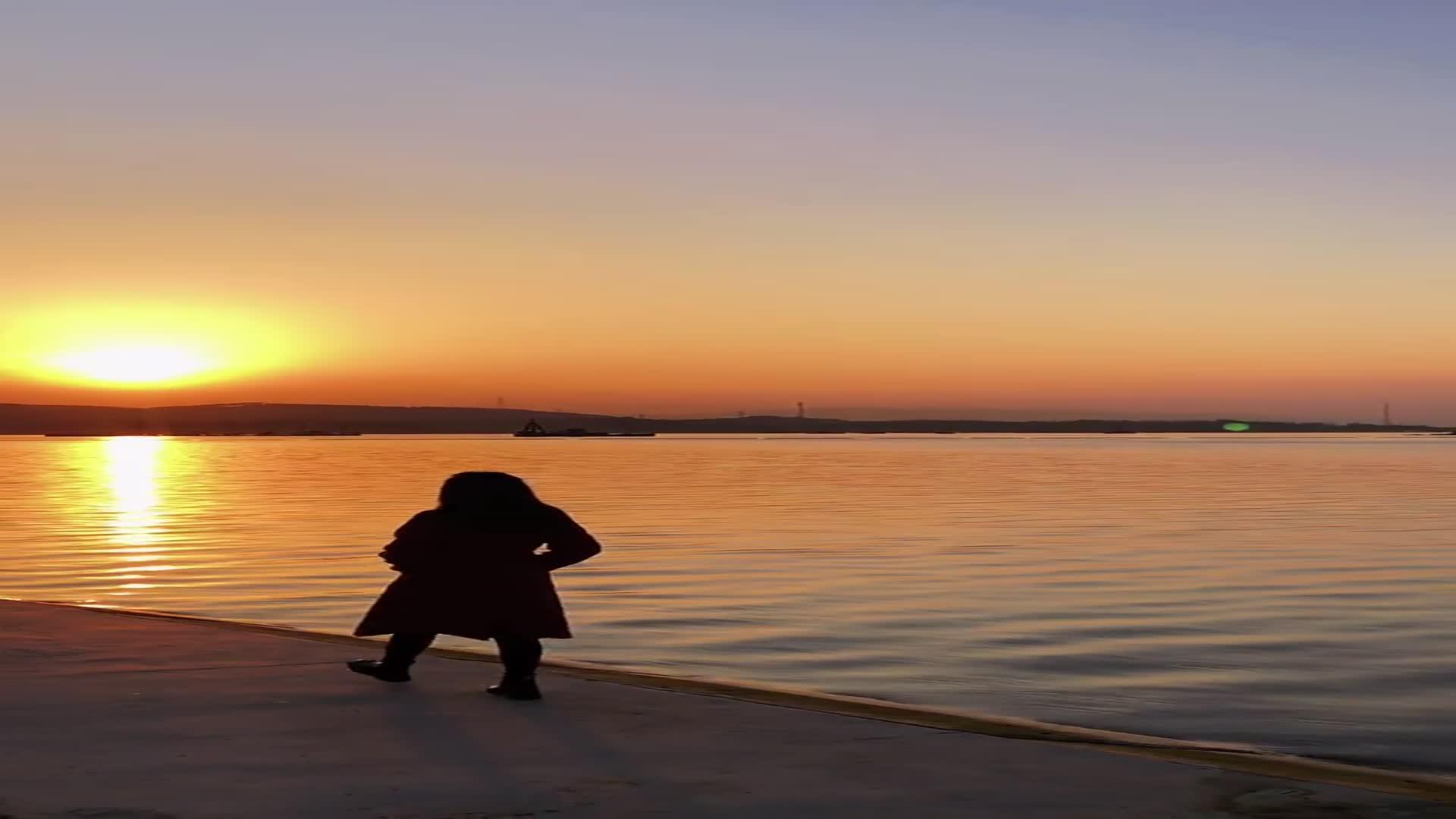 带你看看大信阳传说中的海,~捡拾一缕明媚暖阳