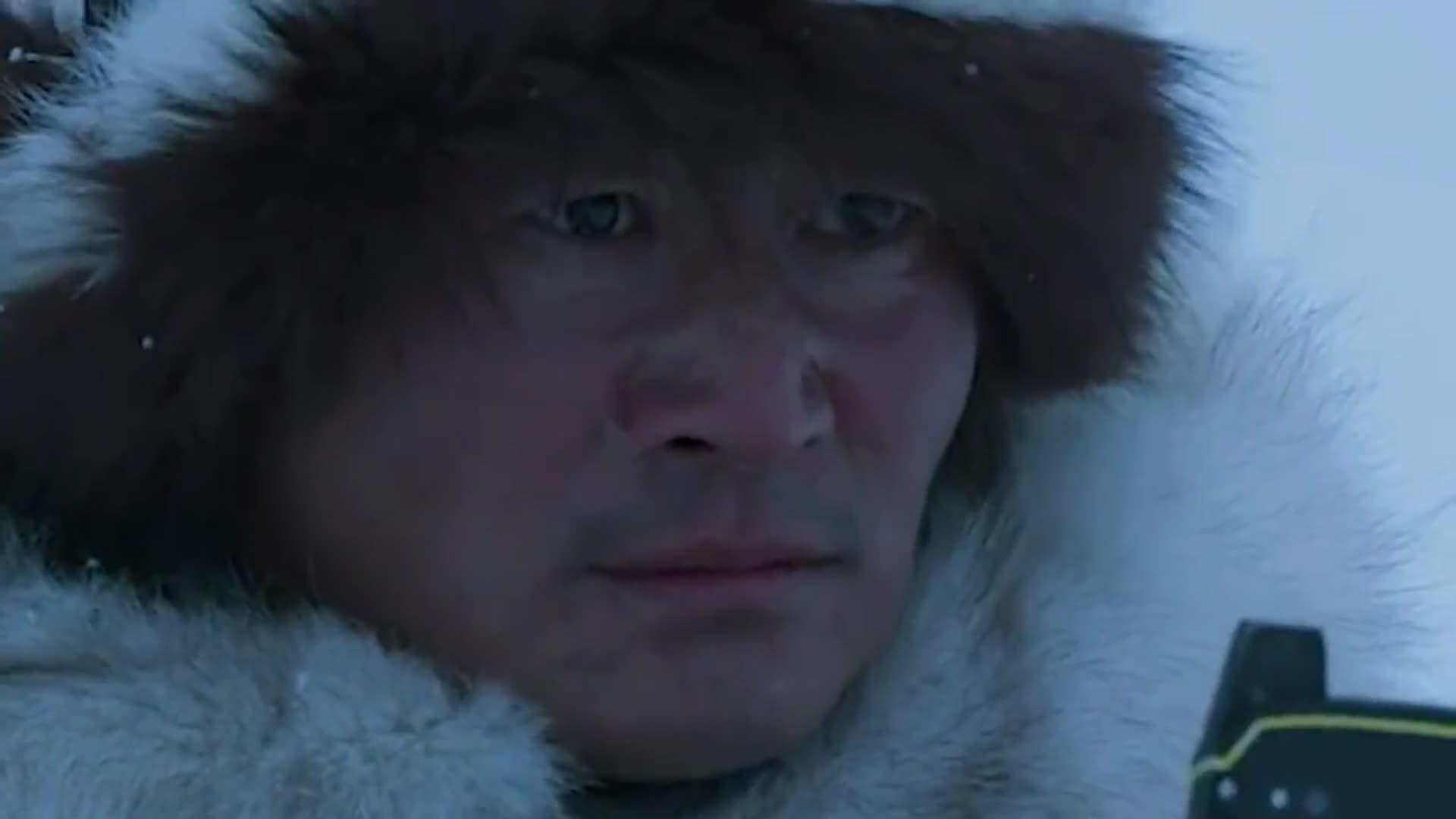 战狼3中龙小云被黑化成杀手,并且和冷锋进行生死决斗