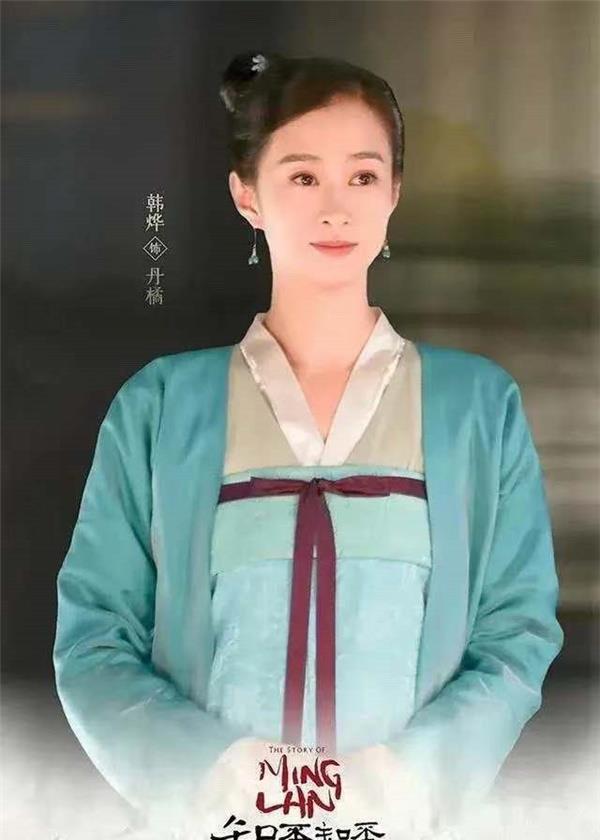 冯绍峰是出轨了才离婚的吗?网传冯绍峰出轨对象知否韩晔扮演丫鬟丹橘是谁