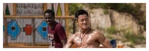 谢楠让儿子客串《战狼3》,哪知吴所谓开口就是天价片酬