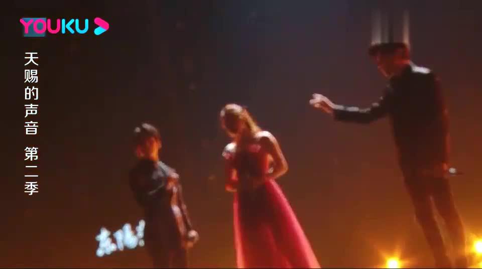 天赐:刘美麟被高跟鞋束缚住的歌手,张韶涵给出建议,爆笑全场