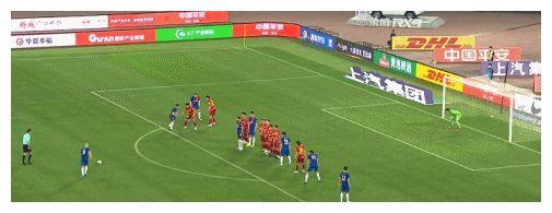 河北队1-1憾平上海申花