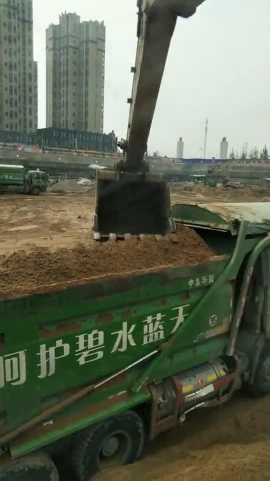 一车有三十吨沙子没