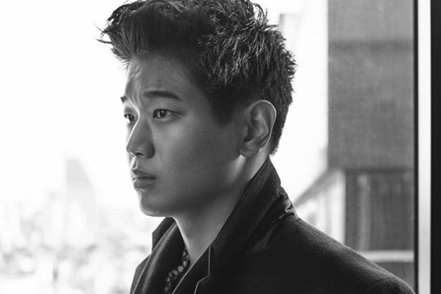 《移动迷宫》影星李起弘与韩国经纪公司Saram娱乐签约
