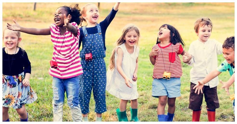学会这4招,让宝宝成为社交达人
