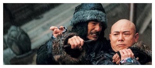 李连杰重出江湖,搭档王家卫、姜文、金城武、黎明,这部电影要炸