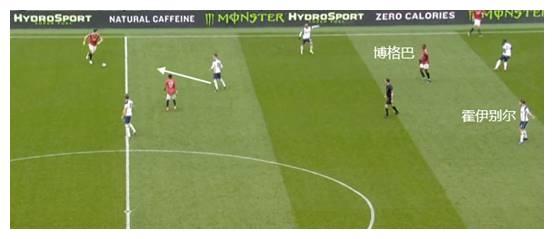 复盘热刺1-3曼联:索帅用活博格巴,穆里尼奥难解平衡问题