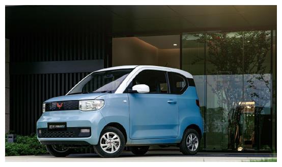 4月新能源汽车销量:宏光MINIEV一枝独秀,比亚迪上榜车型最多