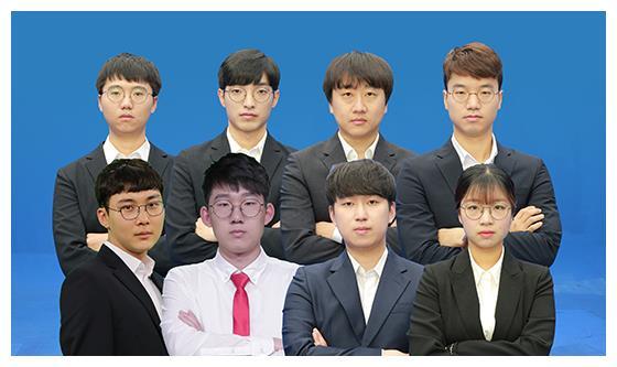 崔精九段,杀进了韩国名人战八强赛?