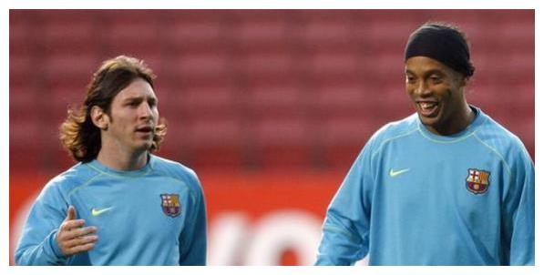 罗纳尔迪尼奥:梅西并非史上最伟大的球员 他缺少一样东西