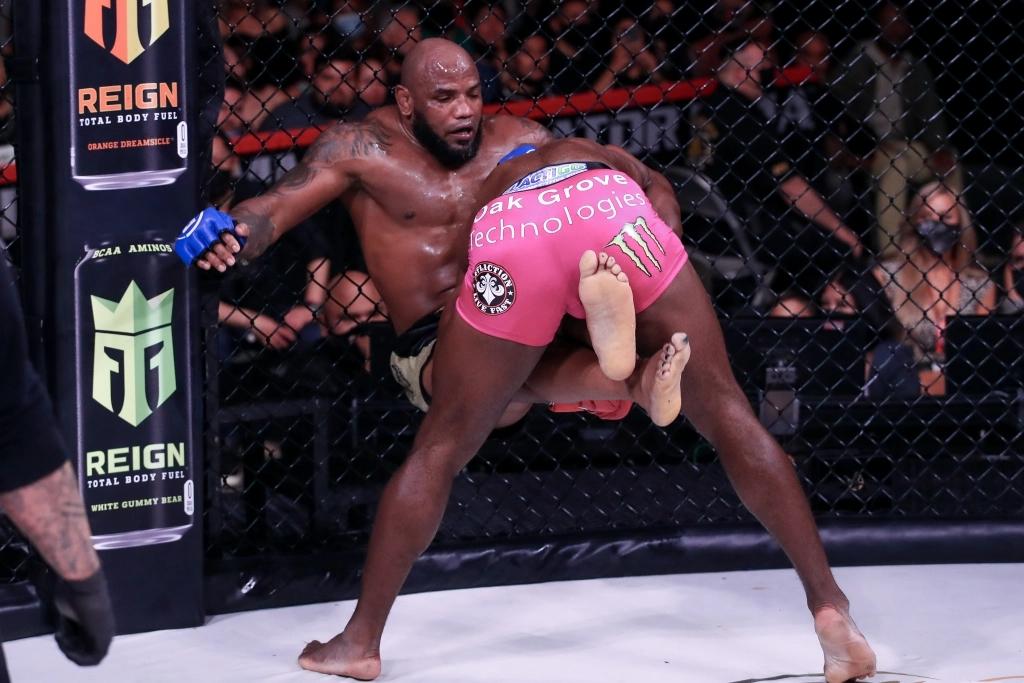 2021年9月19日Bellator 266期 -直播[视频全程] Davis vs. Romero