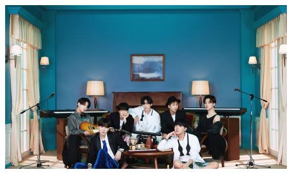 210325 防弹少年团占据第12周Gaon排行榜Social Chart2.0榜首