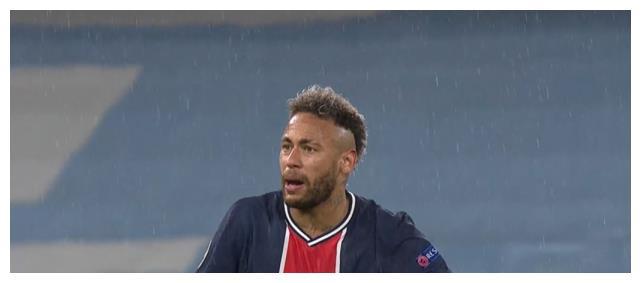 巴黎欧冠被双杀出局,内马尔抱怨队友 迪玛利亚情绪失控