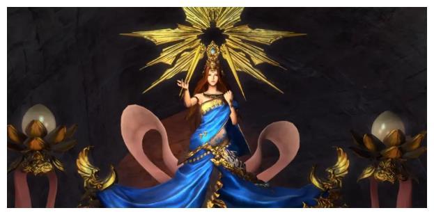真有你的啊SE!阿三神话里的女神都能被你画得这么涩?