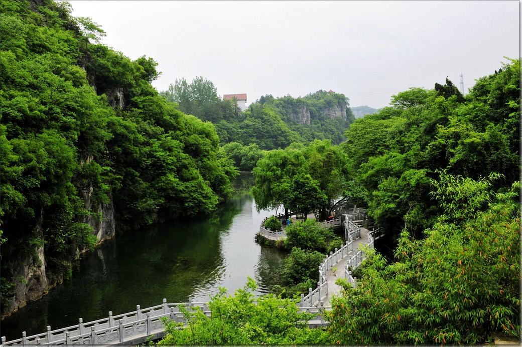 贵阳旅游景点推荐 南江大峡谷端午节旅游攻略 低音号语音导游