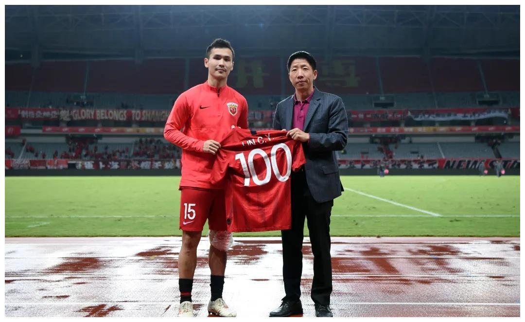 上海海港足球俱乐部官宣林创益离队