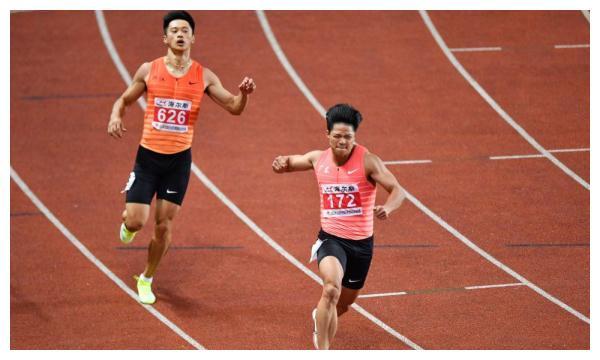 全国冠军赛:苏炳添夺得男子100米冠军