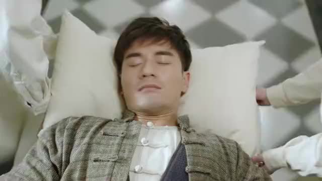 密查:仲明在街上晕倒,他被紧急送医,宝珍询问情况