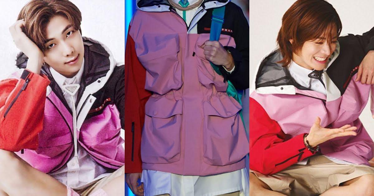 防弹少年团和NCT穿了同样的衣服 但谁穿得更好