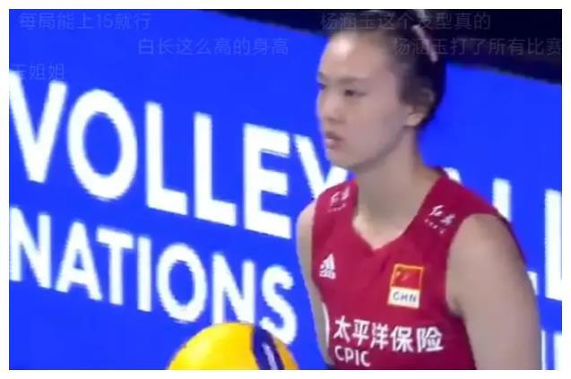 世联赛官网扣球榜出炉,可喜可贺,中国女排又一国际级重炮手诞生