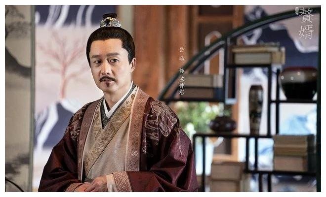 《赘婿》苏二爷扮演者岳旸:黄金配角,凭《伪装者》梁处长走红