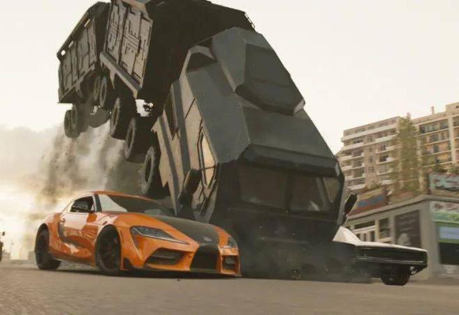氮气跃山巅,磁力无人机,速度与激情的车斗术