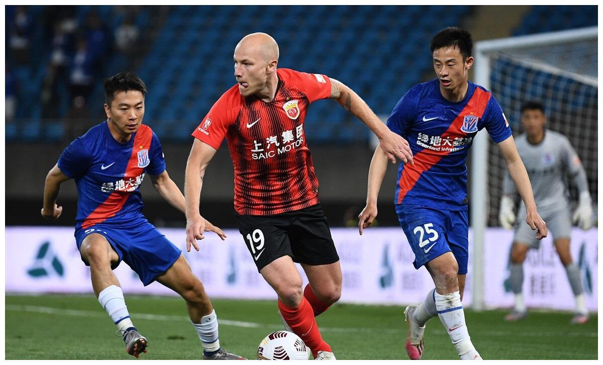 中超:上海上港VS长春亚泰,上港实力状态更佳,长春只能输少当赢!