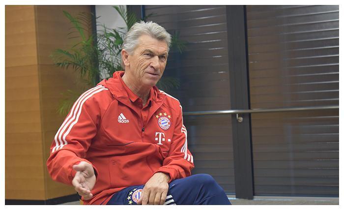 奥根塔勒希望蒂亚戈回归拜仁,于帕梅卡诺有能力代替博阿滕的作用
