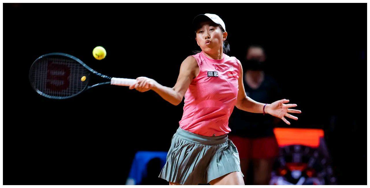WTA罗马赛张帅再次遭遇一轮游,至今已是跨赛季8连败