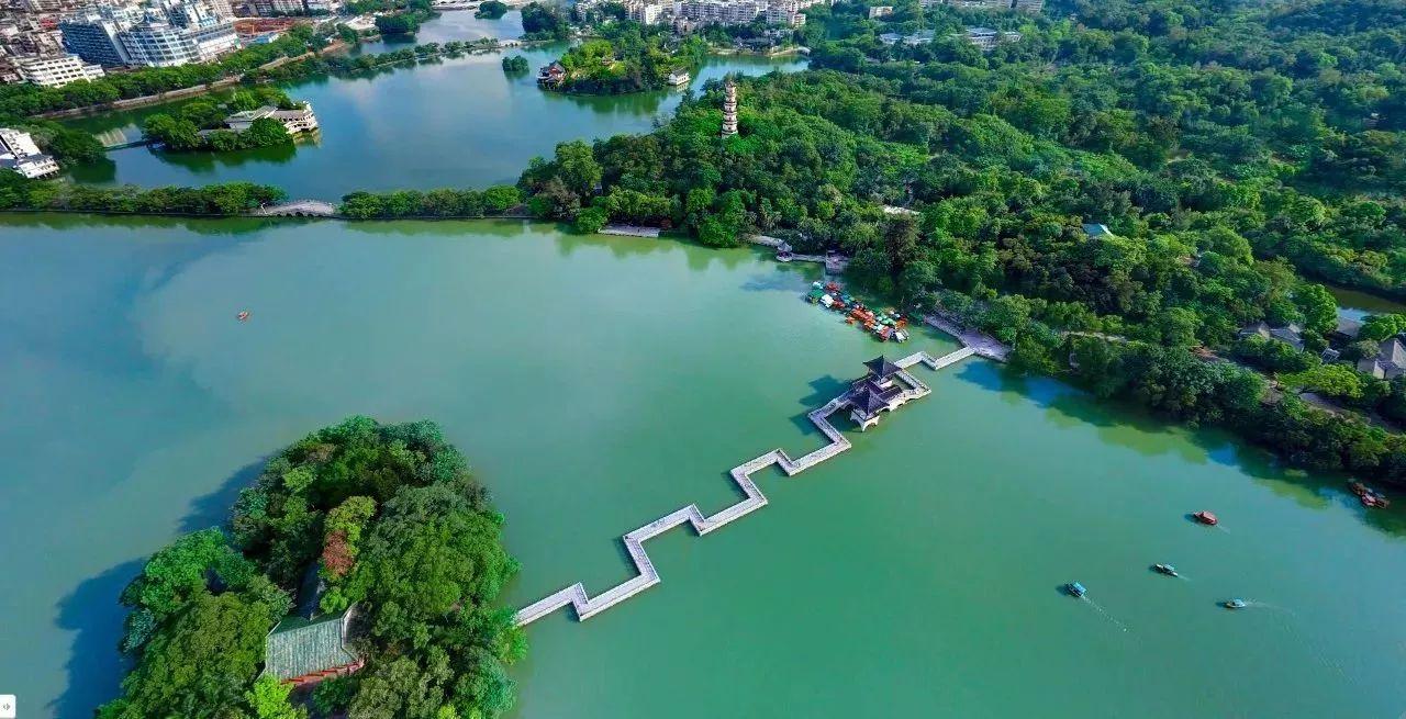 广东热门旅游景点 惠州西湖旅游攻略 低音号导游