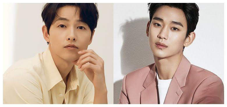 2021年韩国第57届百想艺术大奖 5位《最佳男演员》提名