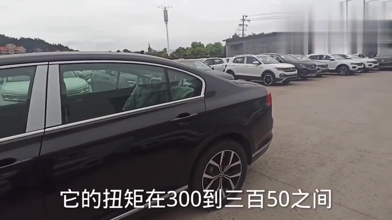 视频:迈腾家庭商务两用车,外观时尚大方连女生都买的车