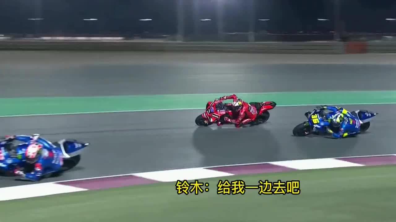杜卡迪和铃木弯道快,还是直道猛都没用, 雅马哈又夺冠了