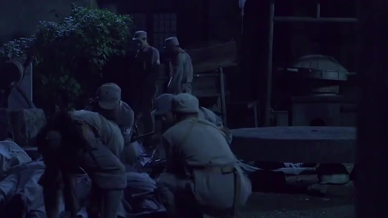 雪豹坚强岁月:鬼子对尸体排查并未找到周卫国,王者能轻易死掉?