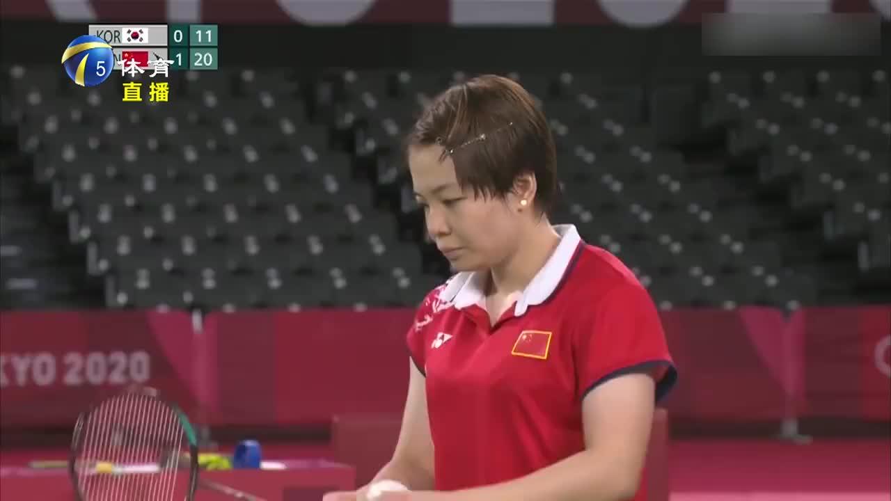 奥运羽毛球:陈清晨贾一凡晋级女双决赛