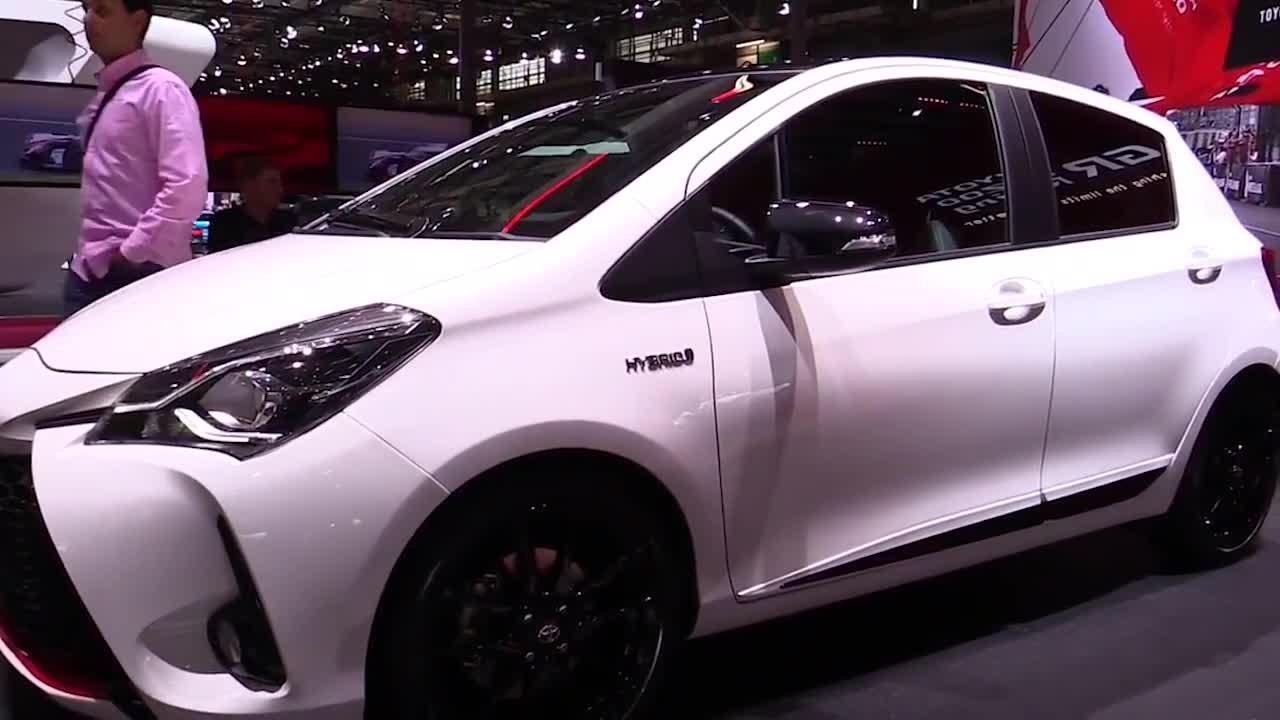 视频:更加运动的丰田致炫来了!1.5L混动亮相车展油耗仅3.9L