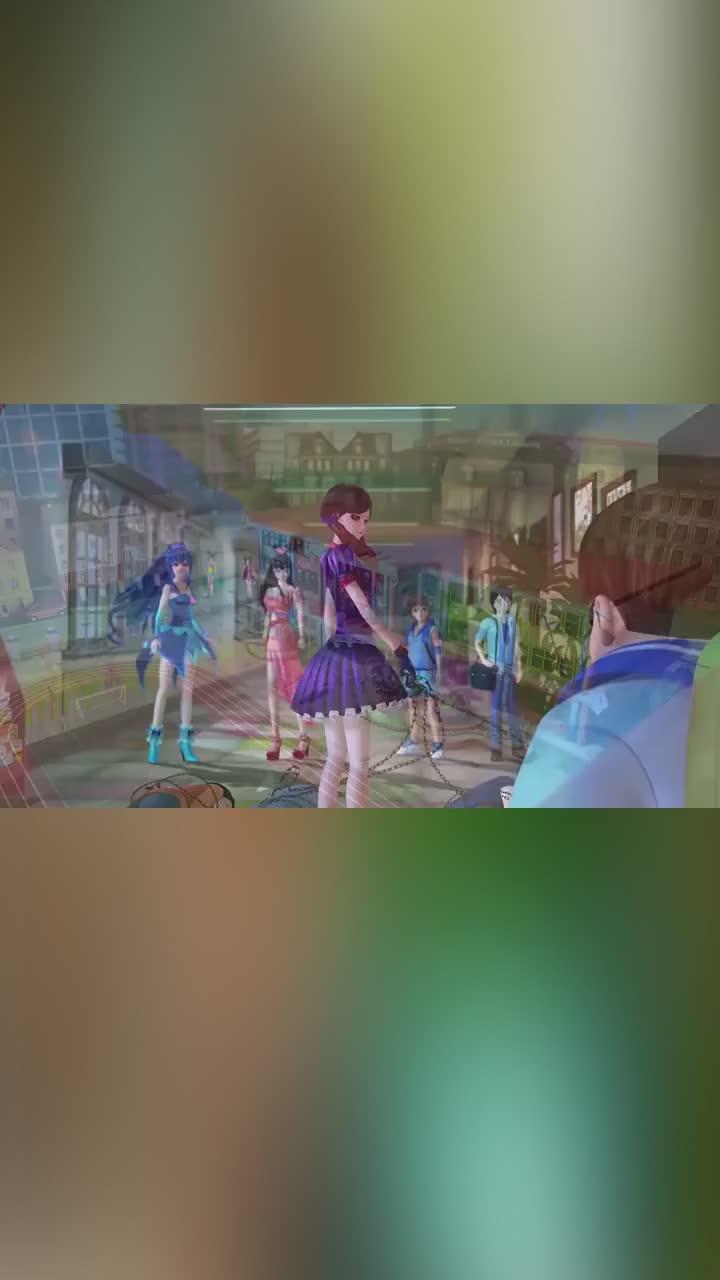 叶罗丽:香绫来到学校,教训了欺负齐娜的人,让他们不敢嚣张