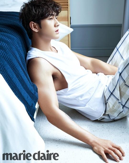 姜东昊男友力满满 让人怦然心动的写真公开