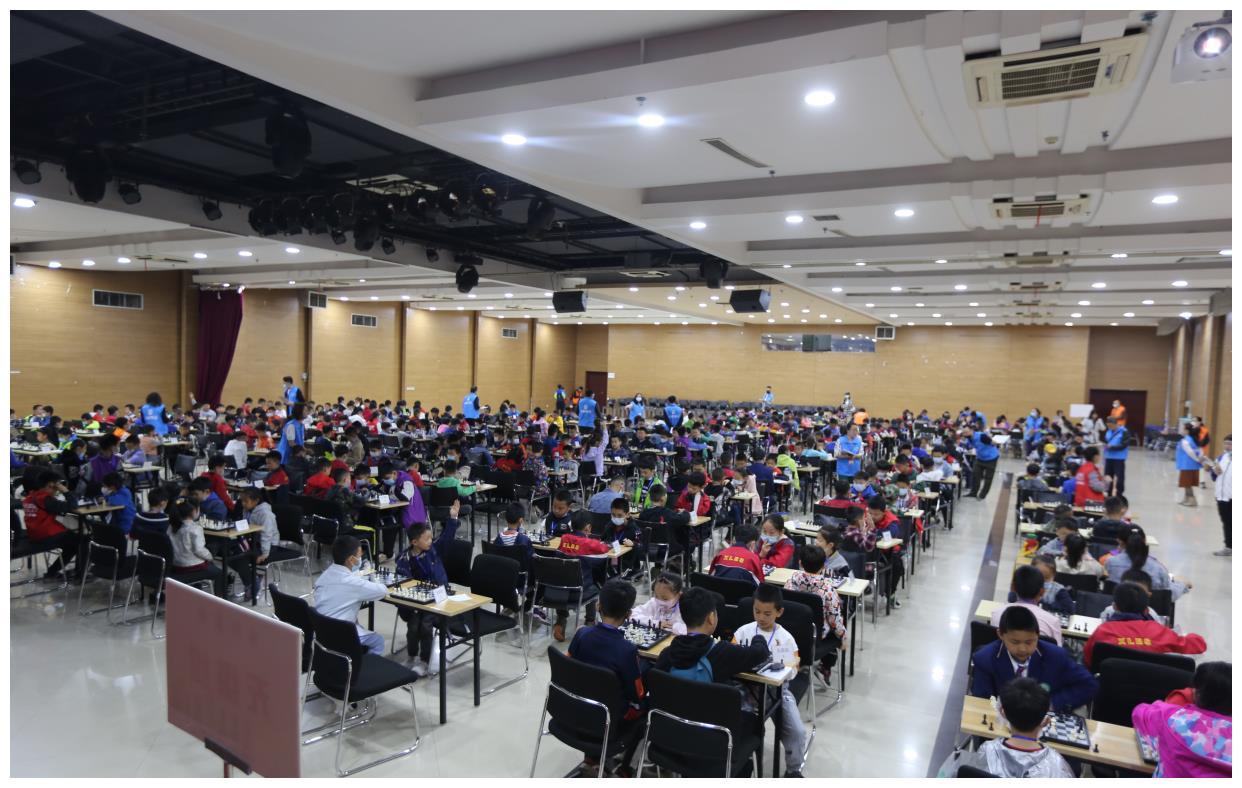 欢度五一致敬国象:2021年山西省春季国际象棋棋士等级赛圆满落幕