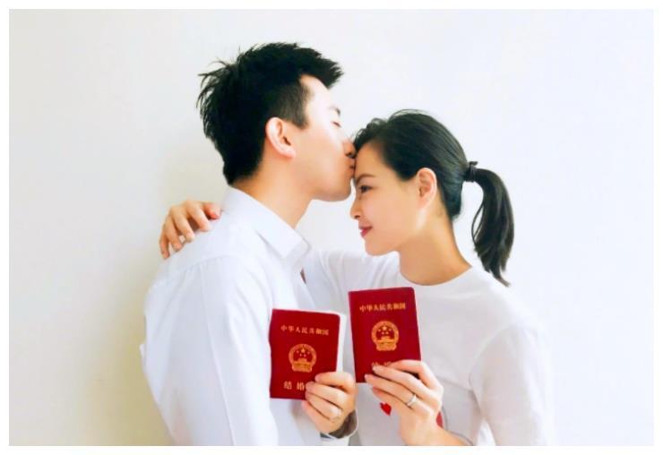 揭秘吴敏霞爱情长跑:和老公地下恋爱6年